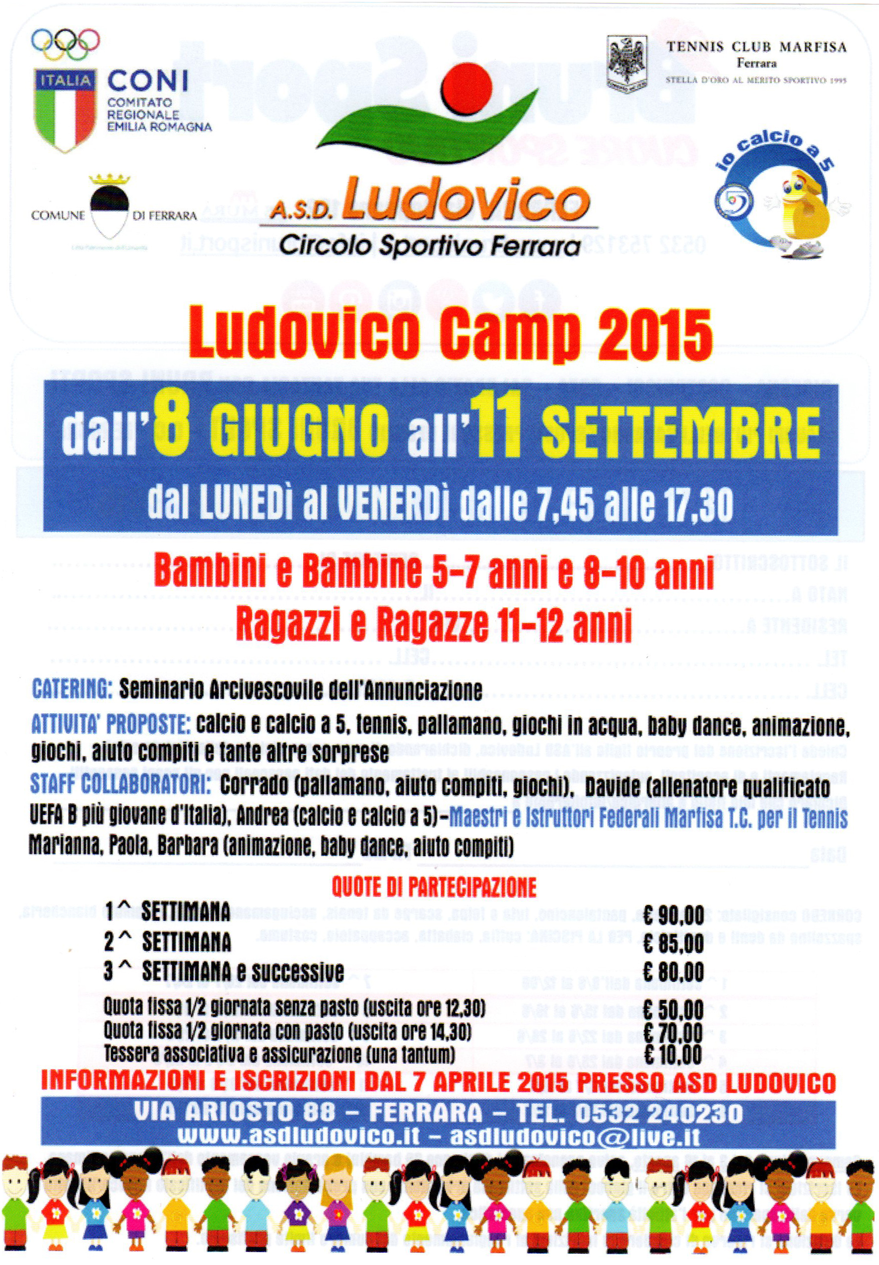 flyer ludovico camp 2015